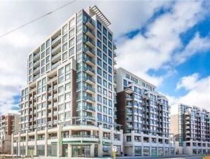 Stunning 2 bed corner condo in the Heart of Downtown Markham