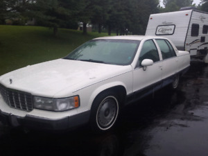 1994 Cadillac Fleetwood Brougham 30,000 miles never seen snow