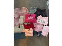 Bundle of 18-24 mths girl clothes