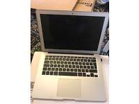 MacBook Air 13 inch broken for parts 1.8GHz 128GB 2GB