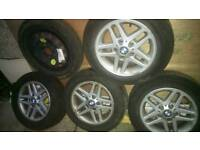 BMW 5 stud Alloys