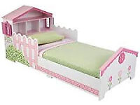 Kidkraft Dollhouse Toddler Bed for Sale