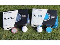 Brand new! 2 dozen Taylormade TP5 golf balls