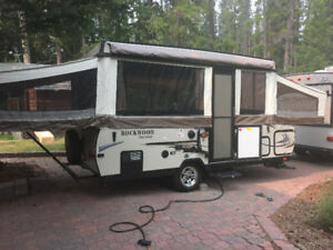 Tent trailer in great condition