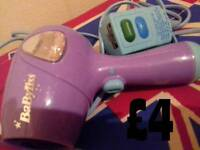 BaByliss kids Hair dryer