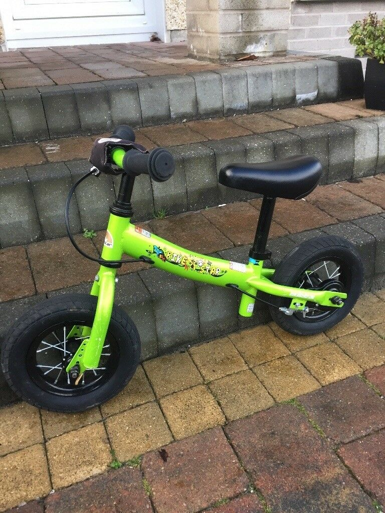 Bike star balance bikein Kilmarnock, East AyrshireGumtree - Bike star Balance Bike, great little bike for beginners, suit from age 2, keep inside in a smoke & pet free home