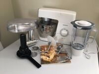 Kenwood Chef Classic Food Mixer, Blender and Grinder Attachment