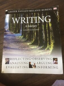 Writing A Journey text book