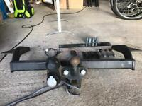 Vectra c witter towbar tow bar with all fixings and electrics