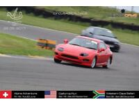 Mitsubishi FTO GPX Mivec track race car very high spec