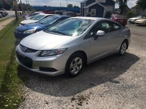 2013 HONDA CIVIC COUPE FULLY LOADED!!