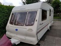 Bailey Pagent Champagne 1998 4 berth caravan