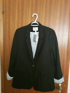 Classic Fitted Blazer from Dynamite