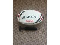 Gilbert/Coca Cola Rugby Ball