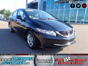 Honda Civic Sdn 4dr Man LX  2013