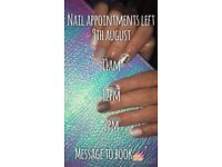 Gel polish nails & toes