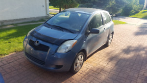 2007 toyota yaris cheap