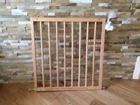 Wooden Stair/Door Gate