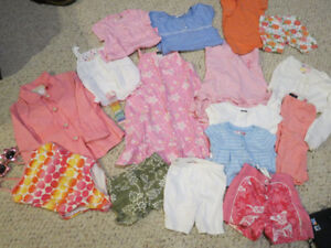 Girl's Summer lot, Size 5