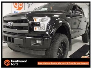 2017 Ford F-150 Lariat 3.5L V6 ecoboost! LOADED TO THE RIM! LITE
