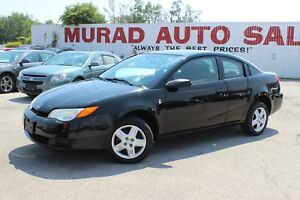 2006 Saturn Ion Quad Coupe !!! GREAT VALUE !!!