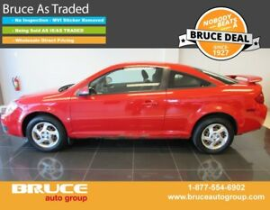 2007 Pontiac G5 SE 2.2L 4 CYL AUTOMATIC FWD 2D REMOTE START!!