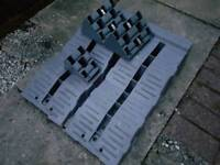 motorhome leveling blocks