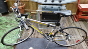 Supercycle road bike (price reduced )
