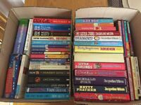 AN ASSORTMENT OF 44 CHILDREN'S BOOKS FROM WELL KNOWN AUTHORS