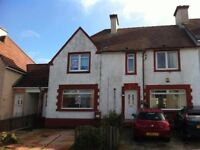 Lovely Part Furnished 2 Bed Main Door Terraced House - Newmains - Crindledyke