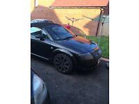 Audi TT 1.9t 225bhp 2002