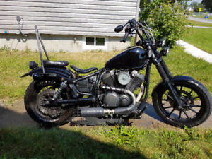 LOWERED PRICE 2014 yamaha bolt sportster OBO