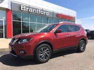 2016 Nissan Rogue SL LEATHER NAVIGATION