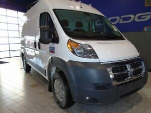 2017 Ram ProMaster 136 WB Hgh Roof Cargo  - Low Mileage