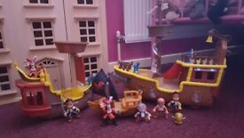 Jake and the neverland Pirates sets