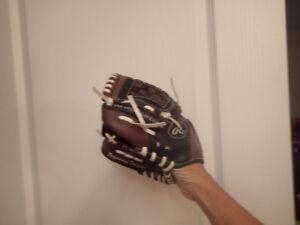 Gant de baseball pour enfant 4-5 ans