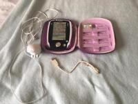 Leap pad 2 with hard case, charger, USB and one game