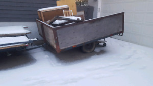 8x8 tilt trailer asking 300 obo