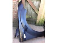 Ford focus mk2 drivers front wing