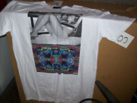 white t shirts, joblot