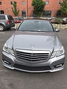 Mercedes E-350 4Matic