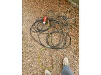 Generator power cable