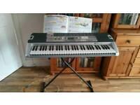 Keyboard casio