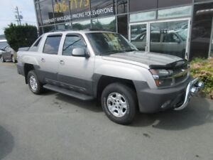 2004 Chevrolet Avalanche 4X4 WITH LEATHER