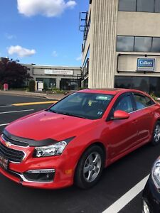 Chevrolet Cruze LS 2016 Turbo