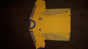 Swedish National Team Jersey by Adidas  size XL