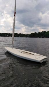 Laser sailboat for sale