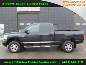 2009 Dodge Ram 2500 Laramie Fully Loaded!