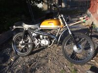 1972 fantic cabellero super special 50cc original,unrestored,rare