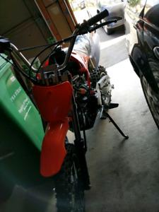 125cc Dirt Bike REDUCED!